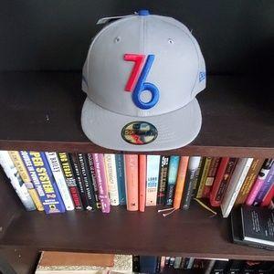 76ers Cap